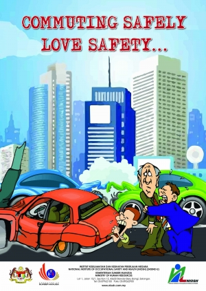 Commuting Safely Love Safety
