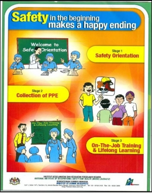 Safety In The Beginning Makes A Happy Ending